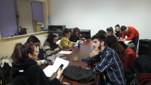 Ședință de redacție